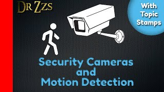 DrZzs Home Automation Live Stream (Security cameras and motion detection)