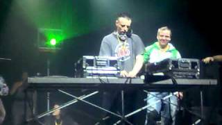 Angelelli Di Carlo Vortex e Bismark back to back @ Sonic Memories.3gp