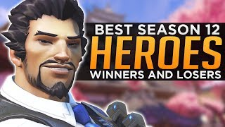 Overwatch: BEST and WORST Heroes Season 12 - Meta Discussion