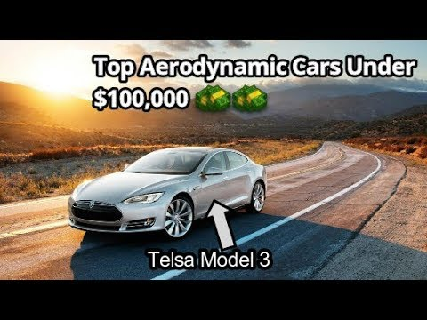 Top 5 aerodynamic production cars| Best performance production cars for cheap and under $100,000 |