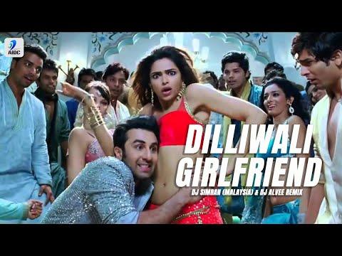 Dilliwali Girlfriend - DJ Simran (Malaysia) & DJ Alvee Remix From The Album Desi Voltz Vol.1