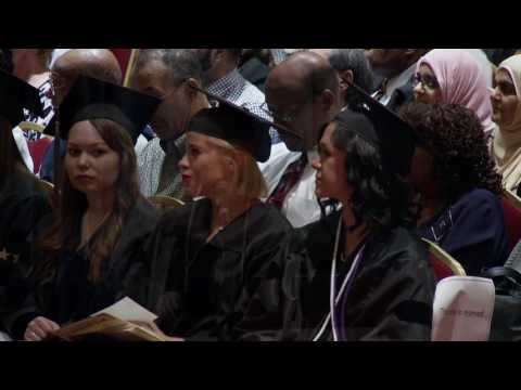 University of Iowa College of Pharmacy Commencement - May 12, 2016
