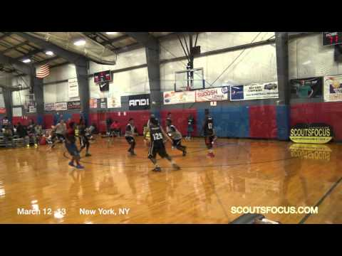 TM6 52 Zion Elwin 5'10 160 Manhattan Business Academy NY 2018       Highlights