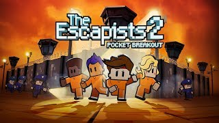 The Escapists 2: Pocket Breakout (by Team17) - iOS / Android - Early Gameplay Video
