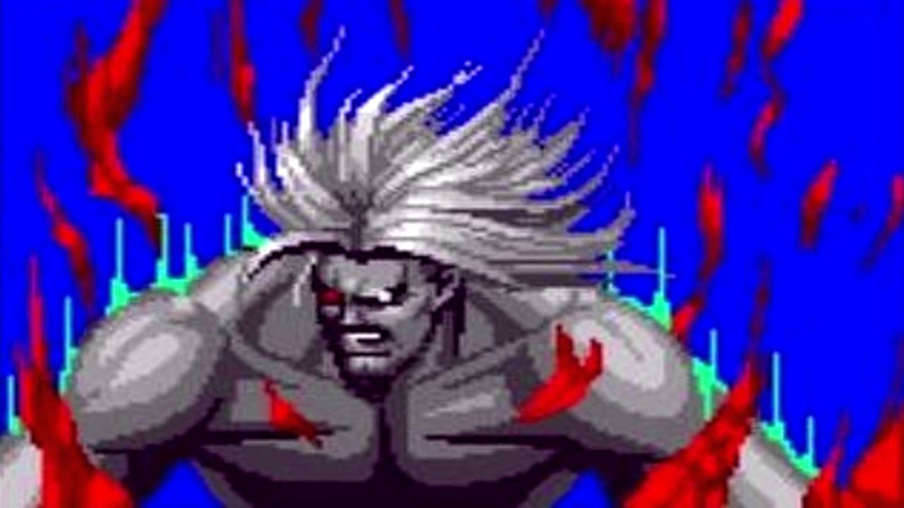 Image result for the king of fighters 95 omega rugal