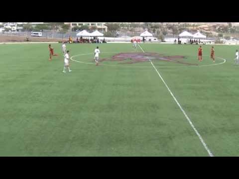 U16 Real Salt Lake Academy vs Arsenal Academy 11-1-2014