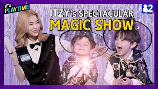 (CC) 🔮ITZY Magicians Will Give You the SHOCK of Your LIFE!ㅣIT'z PLAYTIME EP.6