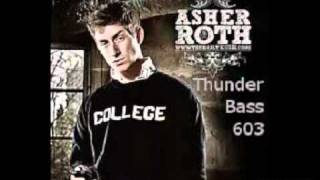 (Thunder Bass Boost) I Love College Remix - Asher Roth Ft. Ludacris
