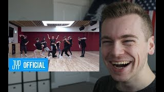 "CHAOS (Stray Kids ""갑자기 분위기 싸해질 필요 없잖아요(Awkward Silence)"" Dance Practice Reaction)"