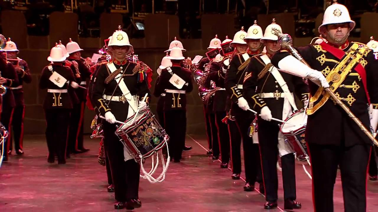 bands watch royal navy the and hm band youtube marines of