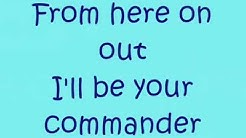 Kelly Rowland - Commander (LYRICS) ft. David Guetta