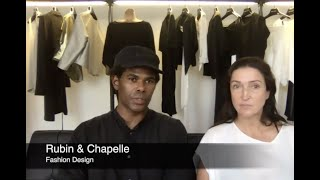 Rubin & Chapelle: Virtual Career Day Interview for the HS of Fashion Industries