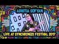 Adhitia Sofyan Live At SynchronizeFest - 7 Oktober 2017
