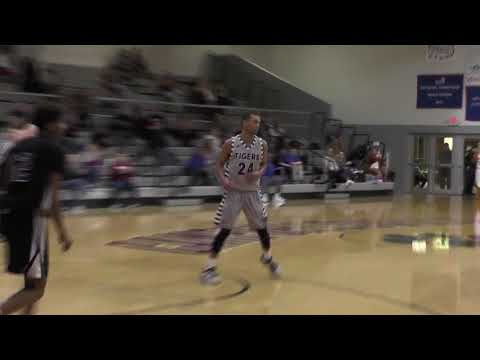 Campbellsville Men's Basketball vs Voorhees College (Highlights)