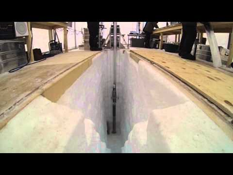 RECAP Expedition ice core drilling - Bruce Vaughn interview - 2015