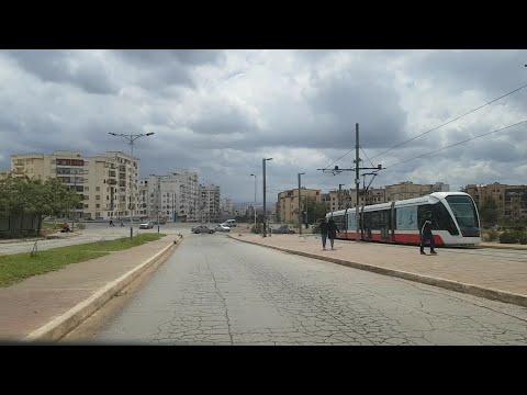 Driving in oran Algérie 26 04 2019 وهران الجزائر
