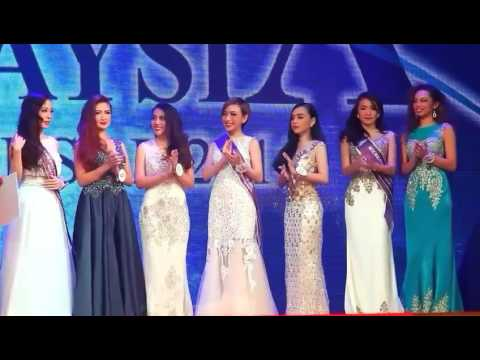 Miss Malaysia Petite Universal 2016 Grand Final