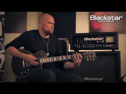 Andy James jams with the Blackstar HT-DIST distortion pedal