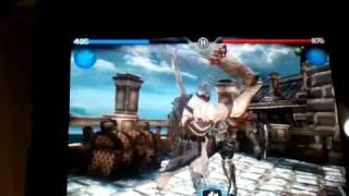 Infinity Blade Gameplay.