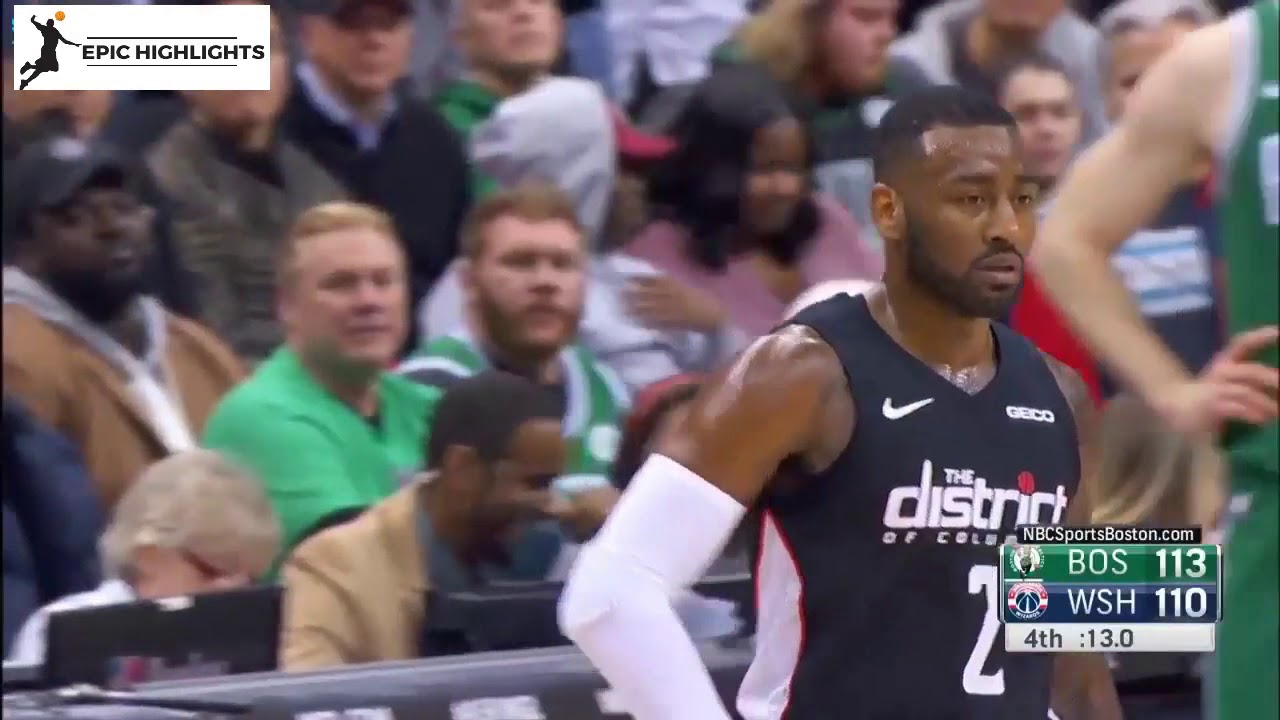 John Wall Full Highlights 2018.12.12 Celtics vs Wizards - 34 Pts, 13 Asts!|EPIC HIGHLIGHTS