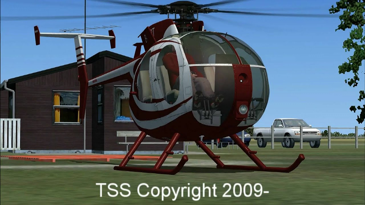 simMarket: TURBINE SOUND STUDIOS - MD-500 ALLISON 250