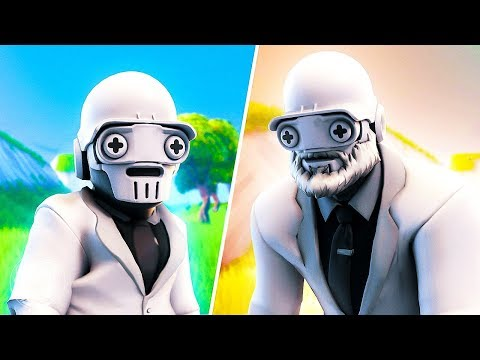 THE LIFE AND DEATH OF THE HENCHMAN... (A Fortnite Movie)