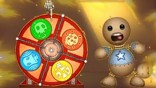 All Wheel Of Misfortune EFFECTS vs The Buddy | Kick The Buddy