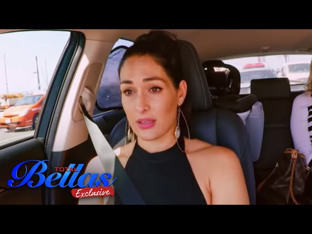 Nikki decides she can't marry John | Total Bellas Exclusive