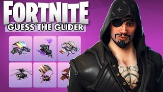 Guess The Glider in Fortnite Quiz | Ultimate Fortnite Challenge #2