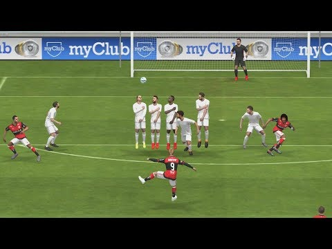 Pes 2018 Pro Evolution Soccer Android Gameplay #30