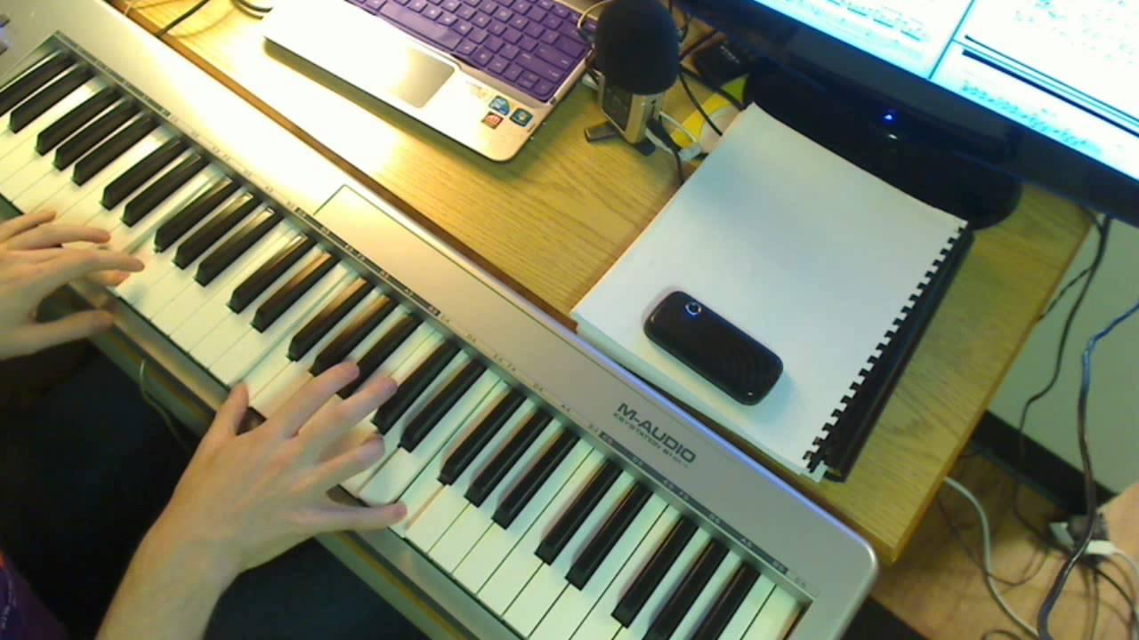 Les Miserables DX7 Keyboard Samples