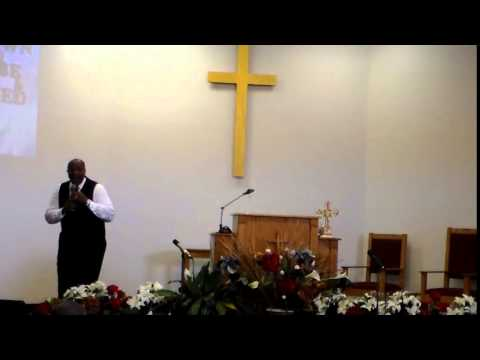 Sit Down and be Blessed Part 2, Rev. Thomas Baker, Christ Way MBC