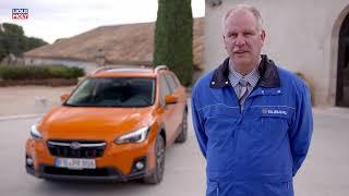 Onlinemotor Subaru XV 2018 mit Kommentar von Christian Amenda und Jörg Kracke