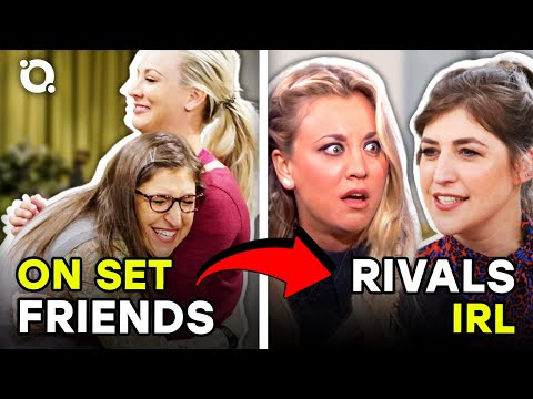 The Big Bang Theory: Relationship They Have In Real Life | ⭐OSSA from YouTube · Duration:  10 minutes 2 seconds