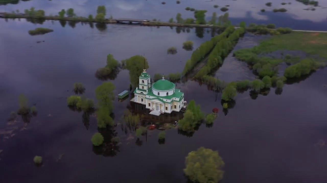 Острова-храмы