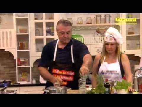Lepa Brena - Jutros mi je ruza procvetala - (LIVE) - VIP kuvar - (TV Grand 2014)