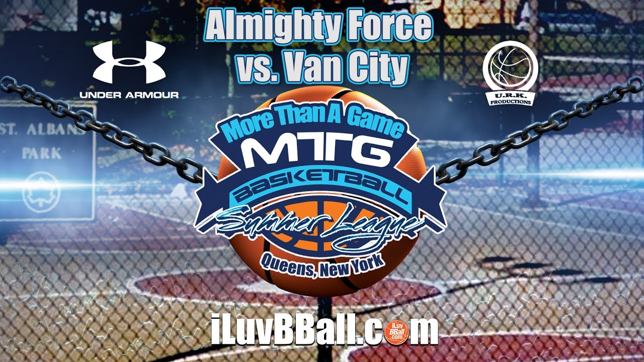 MTG – Almighty Force vs Van City