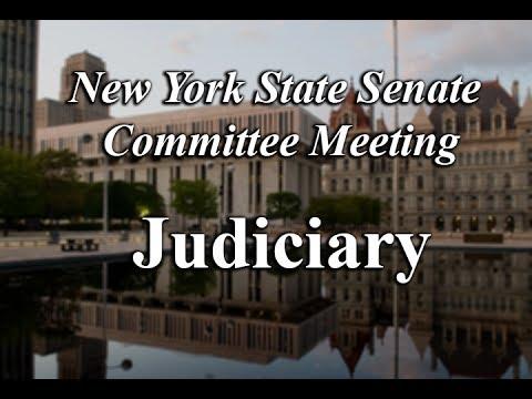 Senate Standing Committee on Judiciary - 06/20/17