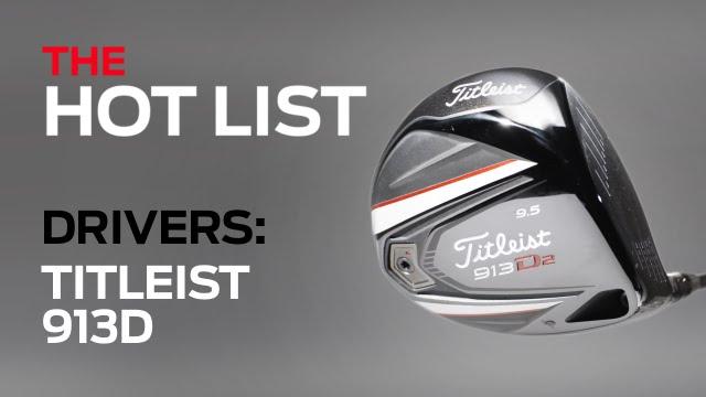 Best Golf Drivers 2014 >> The Golf Digest 2014 Hot List Titleist 913d Drivers Best New Golf