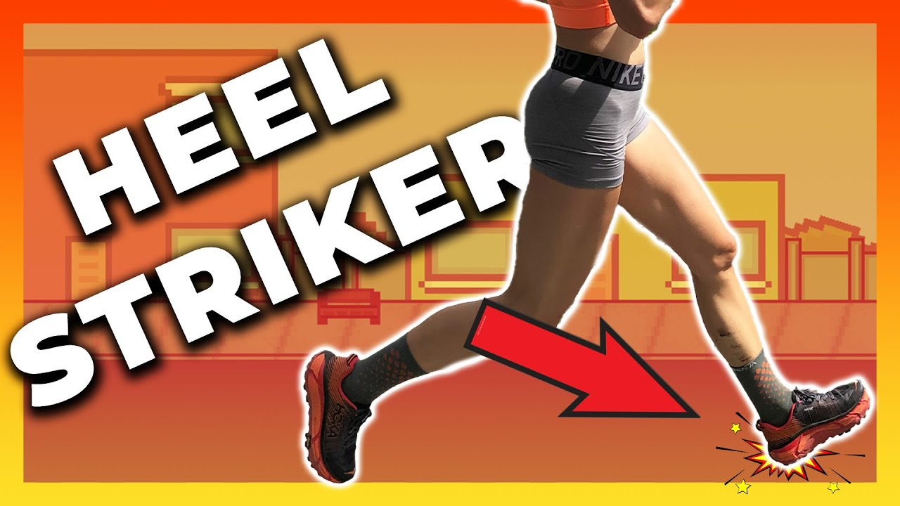 Is Heel Striking Really That Bad for Runners?