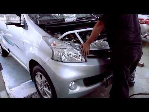 Toyota Avanza handling improved