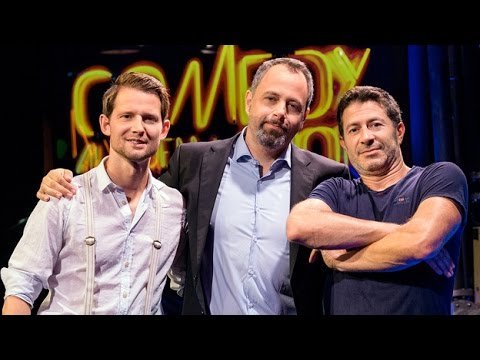 Comedy aus dem Labor mit Mit Fabian Unteregger, Rolf Miller und Guy Landolt