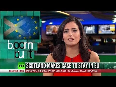 [744] Scotland outlines plan to stay in EU despite Brexit