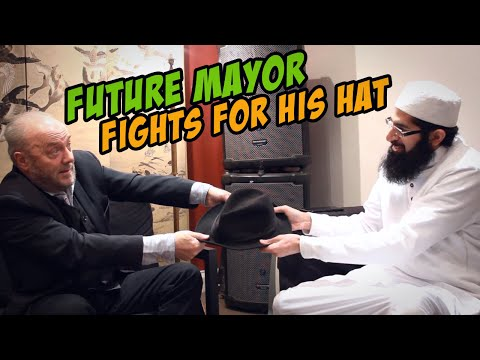 George Galloway fights for his Hat