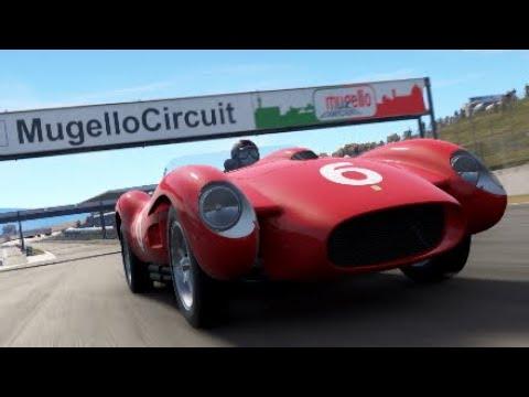 Project Cars 2 PS4 | Ferrari 250 Testa Rosso 1957