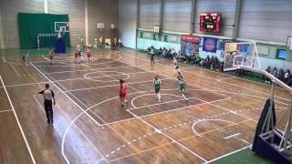 Grodno Prinemanie   Tapiolan Honka Finland Superfinal EGBL U14 03 05 Part4