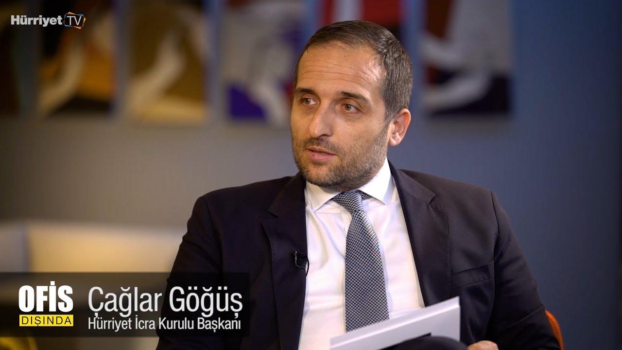 Ofis Dışında - Hürriyet Gazetesi İcra Kurulu Başkanı Çağlar Göğüş
