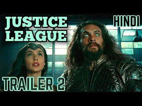 Justice League Comic-Con Sneak Peek Hindi Trailer Review   DC India