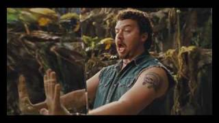 "The Land of the Lost - Will Ferrell and Danny McBride sings ""Cher - Do you believe"""