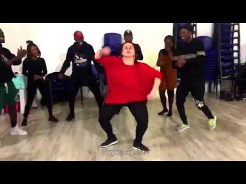 Daphne - Alleluia ft Boy Tag (Official Dance Video)
